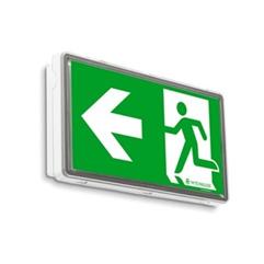 светильник эвакуационный выход