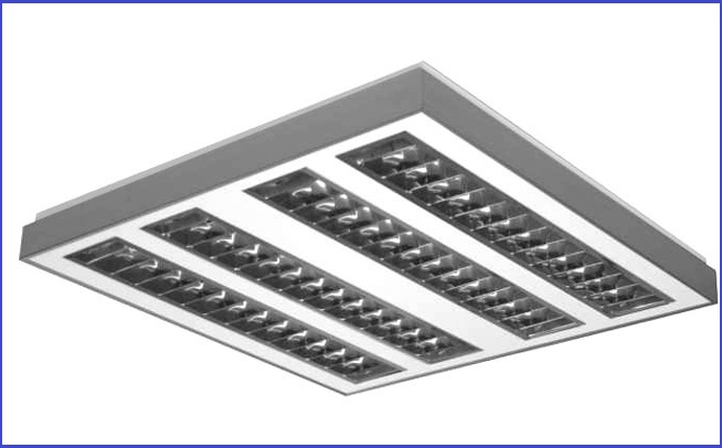 Подвесной/накладной светильник прямого/непрямого света EXA ALDP