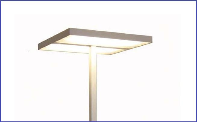 Напольный светильник прямого/непрямого освещения EXA SOLO