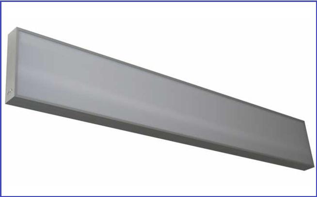 Двусторонний светильник EXA WALL