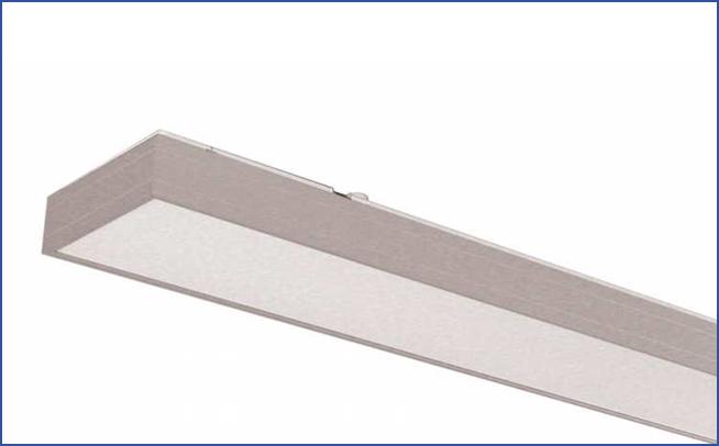 Подвесной светильник прямого/непрямого освещения EXA KO
