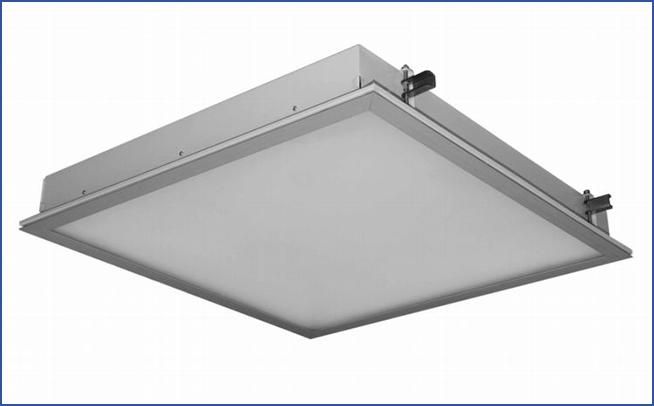 Встраиваемый светодиодный светильник непрямого света ID_LED