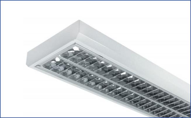 накладной светильник LLX ADLP T5