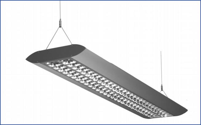 Подвесной светильник для прямого/непрямого освещения MARS ALDP