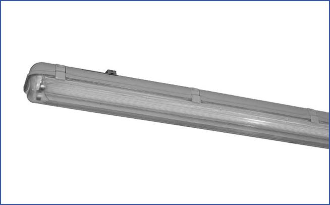 Влагозащищенный светильник для подвесного или накладного монтажа V3